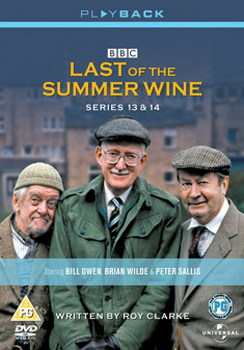Last Of The Summer Wine - Series 13-14 - Complete (DVD)