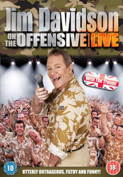 Jim Davidson - On The Offensive - Live (DVD)