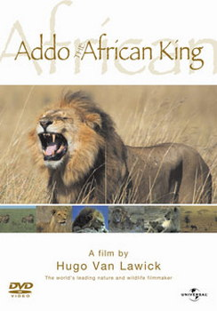 Hugo Van Lawick - Addo - The African King (DVD)