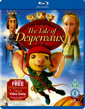 Tales Of Despereaux (BLU-RAY)