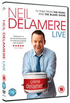 Neil Delamare - Creme Delamere Live (DVD)