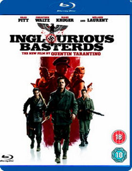 Inglourious Basterds (Blu-Ray) (2009)