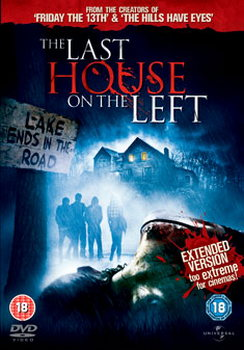 The Last House On The Left (2009) (DVD)