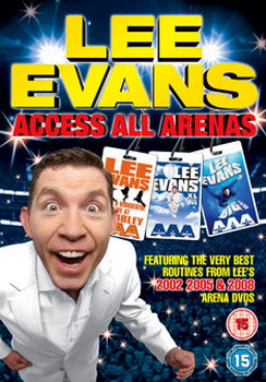 Lee Evans - Access All Arenas (DVD)
