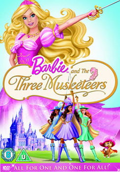 Barbie And The Three Musketeers (DVD)
