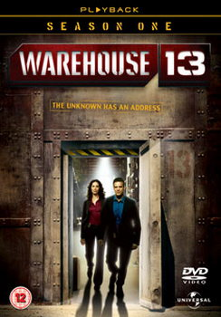 Warehouse 13 - Season 1 (DVD)