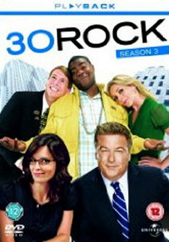 30 Rock - Season 3 (DVD)