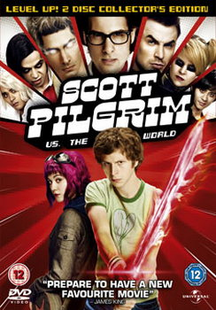 Scott Pilgrim Vs The World (DVD)