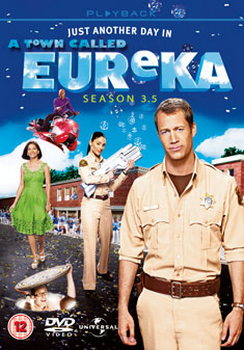 A Town Called Eureka: Season 3.5 (DVD)