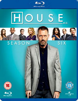 House Md - Season 6 (BLU-RAY)