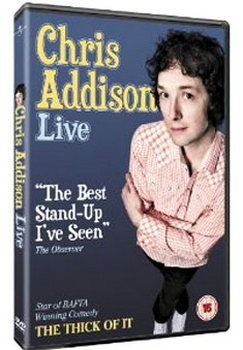 Chris Addison - Live (DVD)
