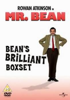 Mr Bean - Series 1 Vol.1-4 (DVD)