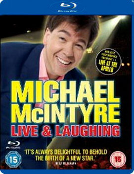 Michael Mcintyre - Live And Laughing (BLU-RAY)