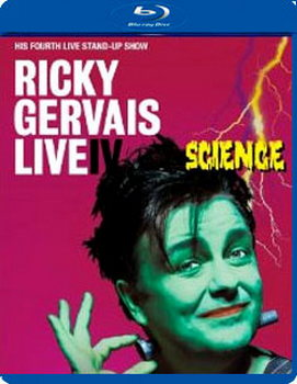 Ricky Gervais - Live - Science (BLU-RAY)