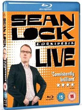 Sean Lock - Lockipedia Live  (BLU-RAY)