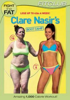 Clare Nasir - Boot Camp (DVD)