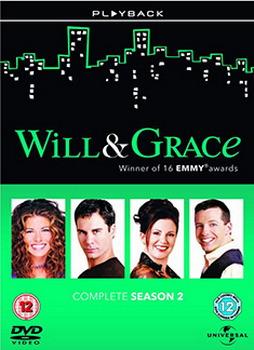 Will & Grace: Season 2 (DVD)
