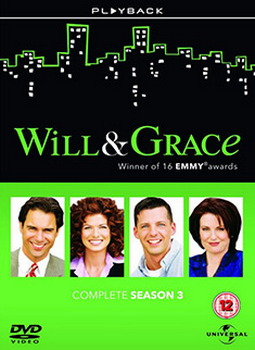 Will And Grace - Series 3 (DVD)