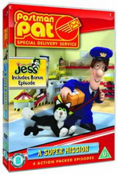 Postman Pat - Special Delivery Service - A Super Mission (DVD)