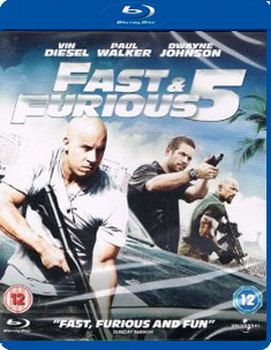 The Fast And The Furious 5 (BLU-RAY)