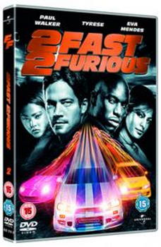 2 Fast  2 Furious (2011 Re-Sleeve) (DVD)