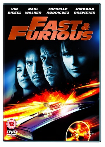 Fast & Furious (2011 Re-Sleeve) (DVD)