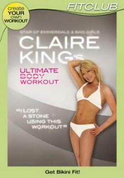 Claire Kings Ultimate Body Workout  (DVD)