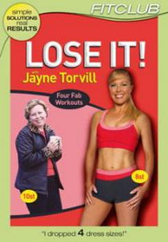 Lose It With Jayne Torvill  (DVD)