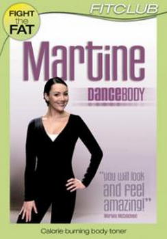 Martine Mccutcheon - Dance Body Workout (DVD)