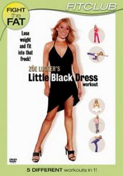 Zoe Lucker - Little Black Dress Workout (DVD)