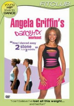 Angela Griffin - Dancemix Workout (DVD)
