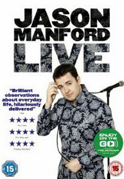 Jason Manford Live (DVD)