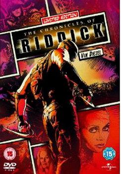 The Chronicles Of Riddick (DVD)