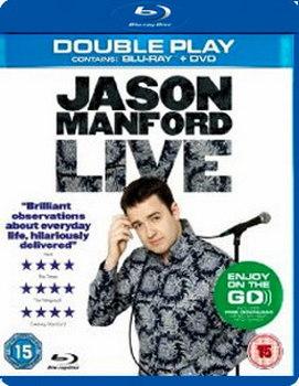 Jason Manford Live (BLU-RAY)