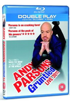 Andy Parsons - Gruntled Live 2011 (BLU-RAY)
