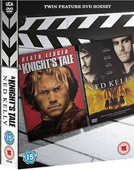 A Knights Tale & Ned Kelly (DVD)