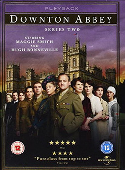 Downton Abbey - Series 2 (DVD)