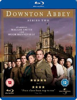 Downton Abbey - Series 2 (Blu-Ray)