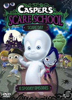 Caspers Scare School - Scare Day (DVD)