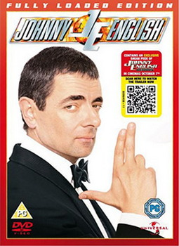 Johnny English - Fully Loaded Edition (DVD)