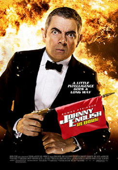 Johnny English Reborn (DVD)