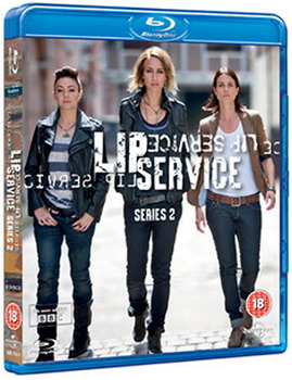 Lip Service - Series 2 (BLU-RAY)