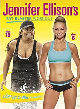 Jennifer Ellisons Fat Blaster Workout (DVD)