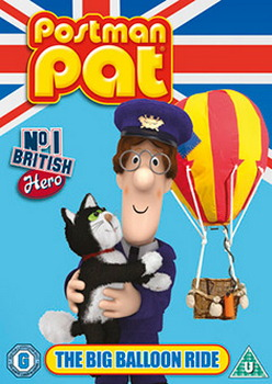 Postman Pat And The Big Balloon Ride (DVD)