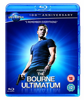 The Bourne Ultimatum - Augmented Reality Edition (BLU-RAY)