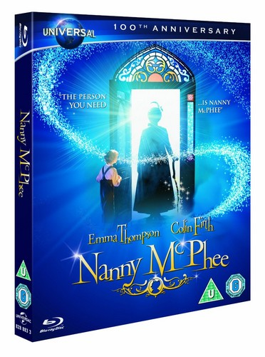 Nanny McPhee - Universal Pictures Centenary Edition (Blu-Ray)