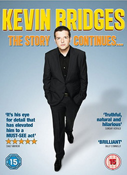 Kevin Bridges - The Story Continues (DVD)