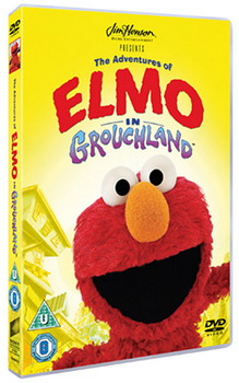 The Adventures Of Elmo In Grouchland (1999) (DVD)