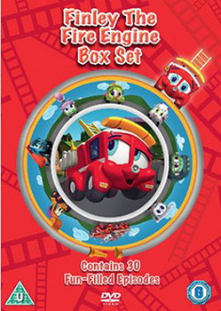 Finley The Fire Engine - Volume 1 To 3 (DVD)