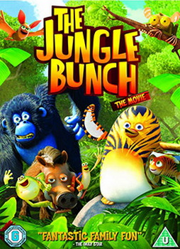 The Jungle Bunch - The Movie (DVD)